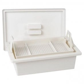 UnoDent Autoclavable Disinfection Box (GTU005) - Each