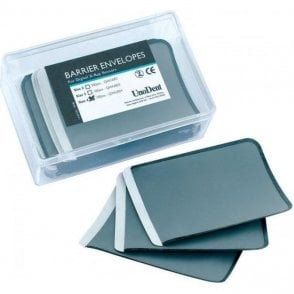 UnoDent Barrier Envelopes Size 4 54x75mm (QWU004) - Pack100
