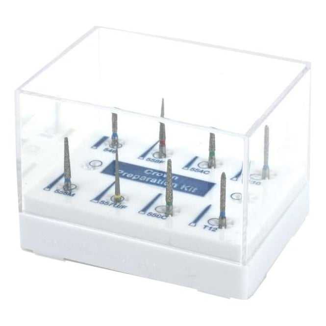 UnoDent Crown Preparation Kit - Box8