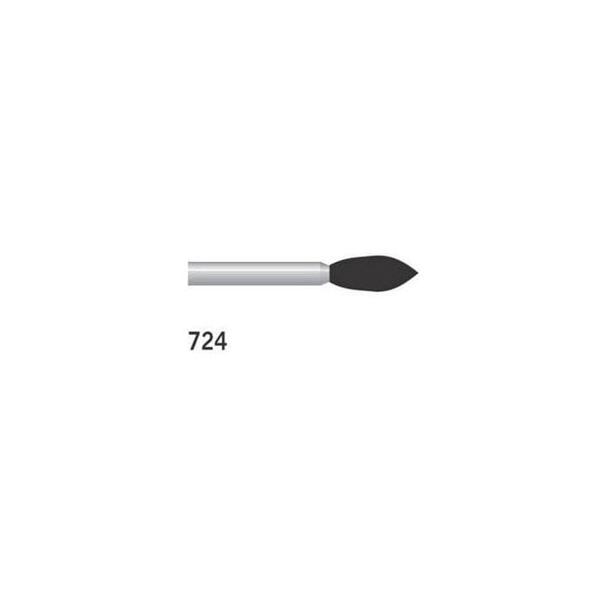 UnoDent Diamond Burs FG No. 724 (BD724) - Each