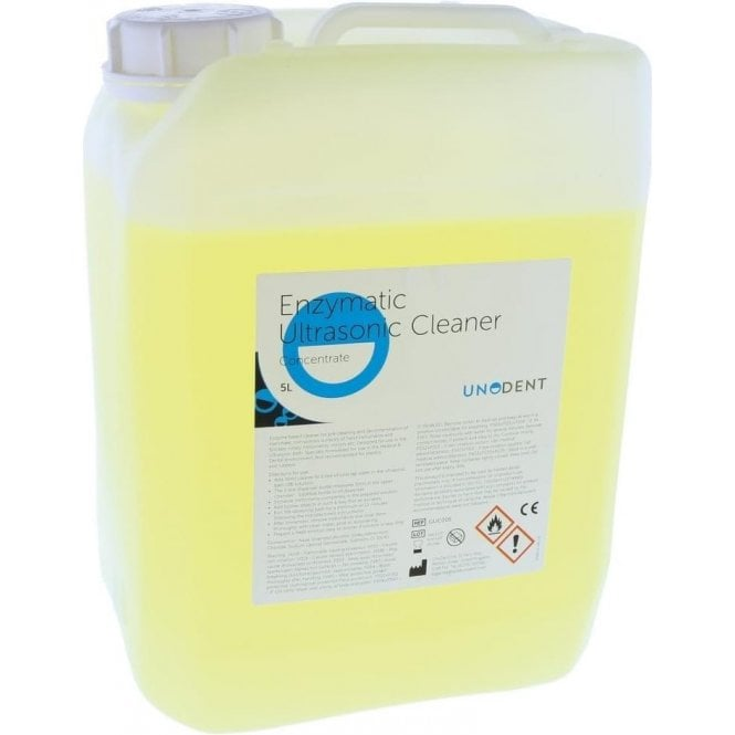UnoDent Enzymatic Ultrasonic Concentrate 5Litre (GUC005)