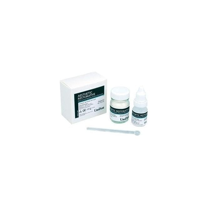 UnoDent Glass Ionomer Kit (FGU002) - Each