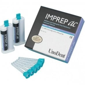UnoDent Imprep AC Wash Regular Body 2x48ml (ICU101) - Pack2