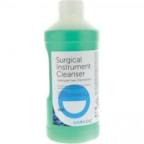UnoDent Instrument Cleanser Disinfectant 2L (GIU010) - Each