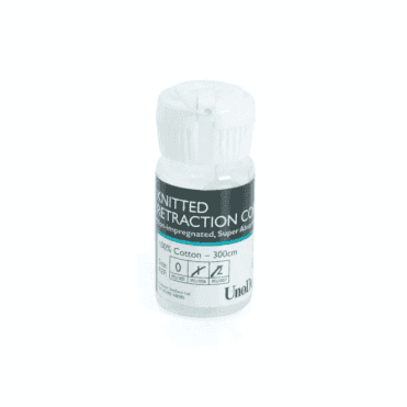UnoDent Knitted Retraction Cord Size 0 Super Fine 300cm