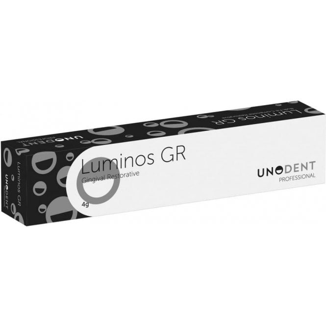UnoDent Luminos GR Syringe Light Pink 2g (FLU890) - Each