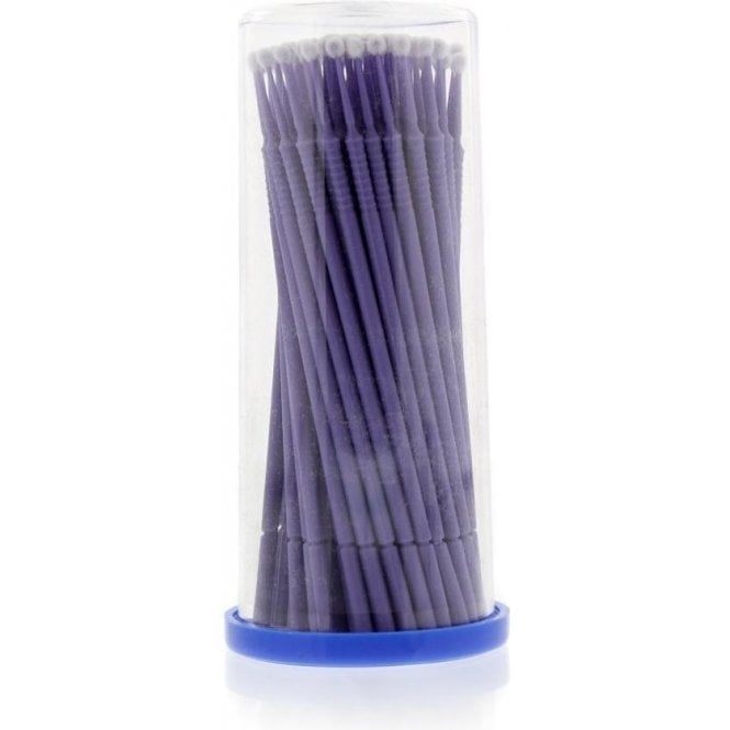 UnoDent Micro Applicator Brush Regular Purple - Pack400