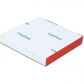 UnoDent Non-Slip Mixing Pads 12.5x18cm - 25 sheets per pad