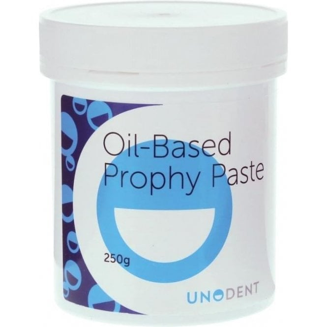UnoDent Oil-Based Prophy Paste Mint Coarse 250g (PPA025)