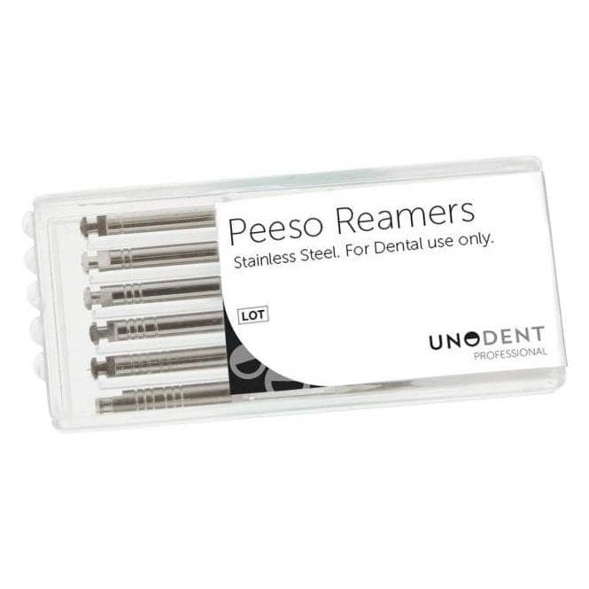 UnoDent Peeso Reamer 32mm Size No. 6 - Pack6
