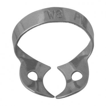 UnoDent Rubber Dam Clamp Wingless PW (EWC930) - Each