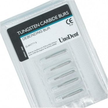 UnoDent TC De Bonding Bur 010-204 RA (296500) - Pack5
