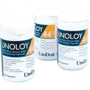 UnoDent Unoloy 44.5 Caps 1 Spill Regular Set (FAF170) - 500