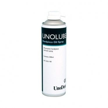 UnoDent Unolube Universal Spray 500ml (GOU100) - Each