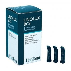UnoDent Unolux BCS Capsules B3 25x0.25g (FLU696) - Pack25