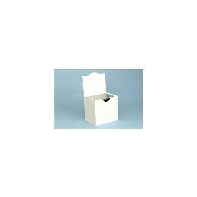 UnoDent White Towel Dispenser (CAU010) - Each