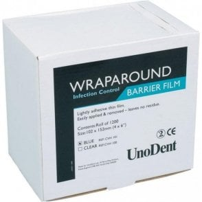 UnoDent WrapAround Blue Film (CVH101) - Roll1200