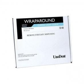 UnoDent WrapAround Curing Light Sleeve (CVH130) - Pack250
