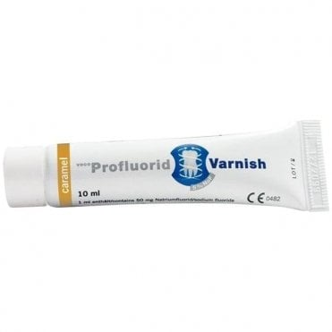 Voco Profluorid Varnish Caramel 10ml (2232) - Each