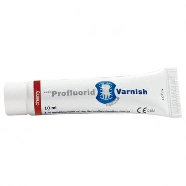 Voco Profluorid Varnish Cherry 10ml (2233) - Each