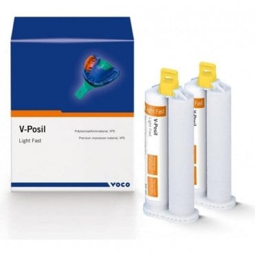 Voco V-Posil Light Fast 2x50ml (2573) - Box2