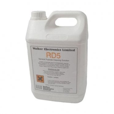 Walkers RD-5 Solution 5Litre - Each